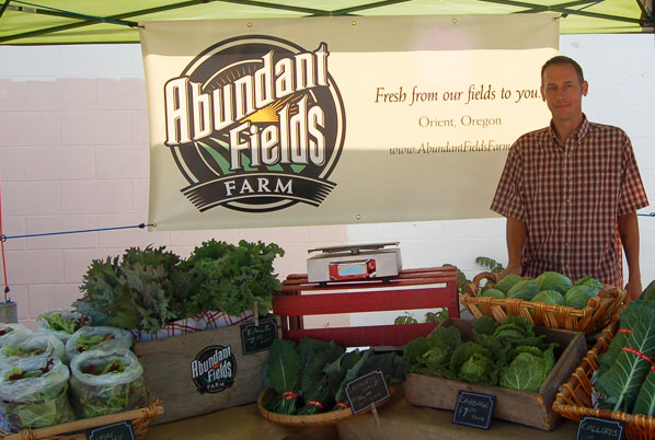Rick Reddaway Abundant Field Farms