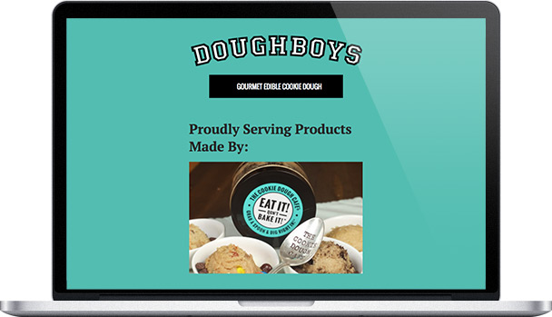 Simple Website Doughboys