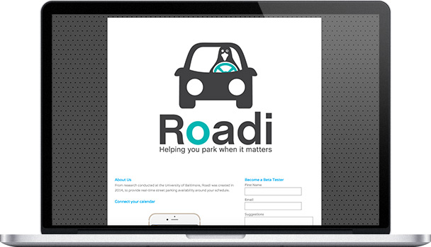 Simple Website Roadi