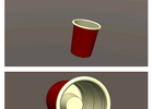Designers' 2-in-1 Cup