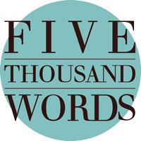 Five-thousand-words-logo